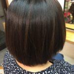 ショートでも傷まない自然な縮毛矯正♪熊谷市の髪質改善美容室ハルト