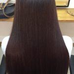カラーで傷みを改善!まとまる艶髪へ。熊谷市の髪質改善専門美容室ハルト