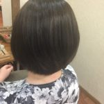 チリチリした広がるクセも自然にまとまるストレートに。傷みやクセを改善する縮毛矯正!熊谷市の髪質改善美容室ハルト