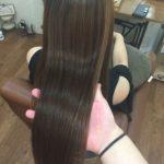傷みやすい細いクセもストレートに。髪の質感を変える縮毛矯正。熊谷市の髪質改善美容室ハルト