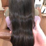 カラーで栄養補給その2。よくあるお悩みの広がら髪をどうにかしたい…そんな悩みを改善していきます。熊谷市の髪質改善美容室ハルト