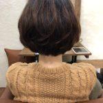 どうしてもまとまらない硬い髪。。デジタルパーマで柔らかくまとまるスタイルへ。熊谷市の髪質改善美容室ハルト