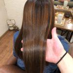傷みやすい細い髪も傷まない縮毛矯正。ハリコシのあるしなやかな髪へ改善します。熊谷市の髪質改善美容室ハルト
