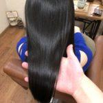 ゴワゴワして硬い髪…しぜんにまとまる縮毛矯正で柔らかくツルツルに!髪質改善美容室ハルト