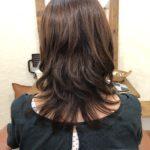 傷まないストデジで柔らかい質感に。傷みやすい髪、ハイダメージさんも安心です^_^熊谷市の髪質改善美容室ハルト