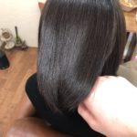 縮毛矯正をしててもショートにしたい!そんな癖毛さんをまるみのあるやわらかショートボブに♪熊谷市唯一の髪質改善美容室ハルト