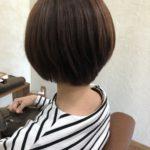 髪が硬くて量も多くて癖も強い…それでもショートにしたい!そんな要望に応えるストレートリペアメント♪熊谷市唯一の髪質改善美容室ハルト