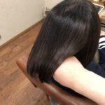 加齢毛、エイジング毛、傷みやすい髪でも自然にまとまる縮毛矯正♪熊谷市唯一の髪質改善美容室ハルト