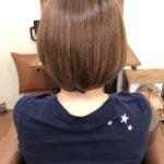 傷まない明るめのお白髪染めと傷まない自然にまとまるストレート♪熊谷市唯一の髪質改善美容室ハルト