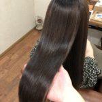毛先ブリーチしてても縮毛はかけれますか?ブリーチ毛でも傷まないストレート♪熊谷市唯一の髪質改善美容室ハルト